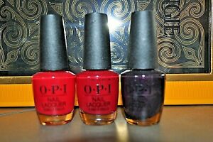 vernis à ongles nail lacquer, O.P.I. 15 ml
