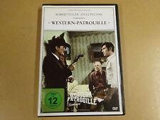 DVD / WESTERN-PATROUILLE ( ROBERT FULLER, JOCELYN LANE )