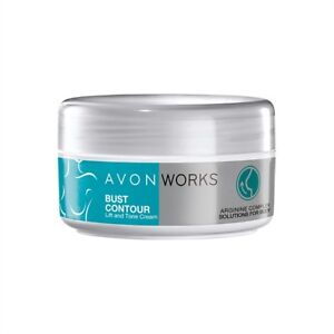 Avon Works Bust Contour Lift and Tone Cream 150ml