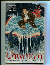 THE UNWRITTEN VOLUME 4: LEVIATHAN! TPB (8.0) 1st PRINT MIKE CAREY