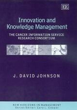 Innovation And Knowledge Management: The Cancer Information Service-ExLibrary