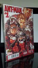 Ant-Man Full Mini issues #1-5 by Nick Spencer & Ramon Rosanas Marvel 2015