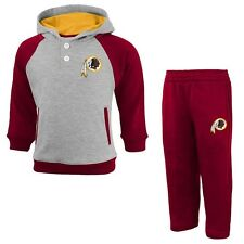 ($38) Washington Redskins 2 PIECE SET nfl INFANT BABY NEWBORN Jersey Shirt 12M