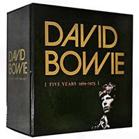 David Bowie Five Years (1969 - 1973) 12CD