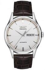 Tissot Visodate Automatic Leather Mens Watch T0194301603101