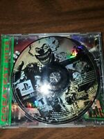Twisted Metal 4 Sony PlayStation 1 1999 PS1 disc only w box no manual