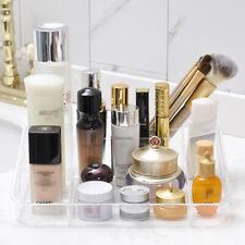 1Pcs Grids Makeup Cosmetic Lipstick Storage Display Rack Holder Organizer Box