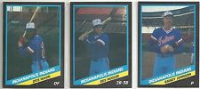 1988 CMC  25-card Indianapolis Indians Minor League Team Set  Randy Johnson