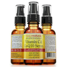 Vitamin C Serum for face With CoQ10 Matrixyl3000  Argireline Ferulic Acid 2oz -y