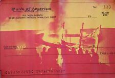 Rare, Vintage, Bank of America Poster