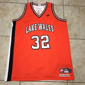 AMARE STOUDAMIRE 2006 LAKE WALES Olympic Rewind NIKE AUTHENTIC XXL SUNS KNICKS