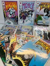 THE SECOND LIFE OF DOCTOR MIRAGE LOT OF 11 ISSUES 1-11(1993) VALIANT COMICS