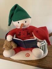 New ListingHallmark 2019 Jingle Pals Plush Storytelling Snowman