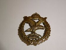British Army Military Hat / Cap Badge - The Army Air Corps AAC