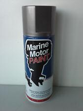 Marine Farbspray grau metallic geeignet für Volvo Penta Z-Antriebe 400 ml