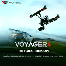Walkera Voyager 4 18X Zoom  Camera Drone RTF  25mins Flight time Free Shipping