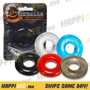 OXBALLS Donut 2💕Penis C Sling Ring Sexual Male Enlarge Enhancement Stay Hard