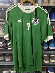 Adidas Germany Schweinsteiger Away Jersey / shirt Euro 2012 sz L BNWT