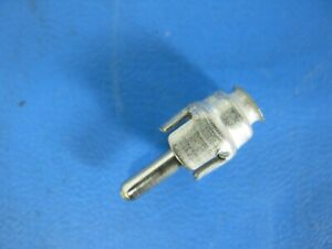 (25pcs) NTT Male RCA Plug Tip Solder Type Vintage I-10486-3
