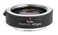 2018 Kenko Teleconverter Teleplus HD pro1.4×DGX EFmount for Canon EF only 601365