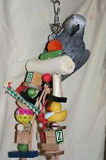 JK018 Parrot Toy for Medium Birds)