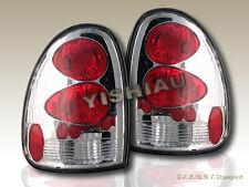 96 97 98 99-03 Dodge Caravan Durango Tail Lights00 01
