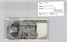BILLET ITALIE - 10000 LIRES - 29-12-1978****