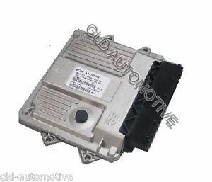 LANCIA MUSA YPSILON 1.3 MULTIJET 70 90 95 CV -  Centralina motore  - Riparazione