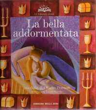 S5 La bella addormentata Perrault ill. Barella Le grandi fiabe Corriere Sera