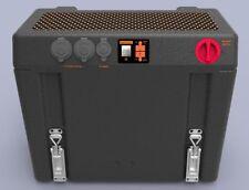 ANTPAK DC10 BATTERY BOX DC/SOLAR CHARGER 12V 2x USB & Cig Socket w/1 Ander. plug
