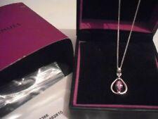 H. Samuel Sterling Silver Fine Necklaces & Pendants