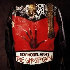 CD Album New Model Army : Ghost of Cain (Mini LP Style Card Case) *NEW*