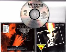 DAVID BOWIE Ziggy Stardust: The Motion Picture deleted 1992 UK EMI 16-track CD