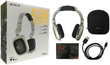Astro A38 NFC Inalámbricos con Bluetooth 3.0 Music & Talk Blanco de cancelación de ruido