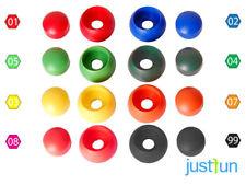 10x Kunststoffabdeckkappen für Schrauben Ø 12 mm Spielgeräte Spielturm Kappen