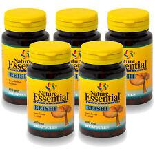 Reishi (micelio) 400mg. 50cap. - Nature Essential