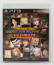 DEAD OR ALIVE 5 ULTIMATE - PLAYSTATION 3 PS3 PLAY STATION 3 - PAL ESPAÑA - DOA