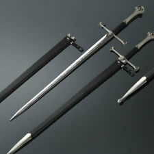 Custom Handmade LORD OF RING Sword Engraved Sword, Anduril Medieval LOTR Sword