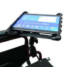 BuyBits Wheelchair Mount Tablet Holder for Samsung Galaxy Tab 4 Tab 3 & Tab 2