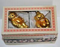 Hallmark 1985 Slow Pitching Snowman Ornament QX4702 NIB