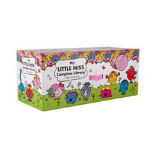 NEW My Little Miss Complete Library Set 35 Hard Cover Books Collection Box Set!