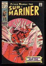 Sub-Mariner (1968) #11 1st Print Roy Atomic Torpedo Roy Thomas Gene Colan FN/VF