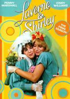 Laverne & Shirley: Eighth & Final Season DVD