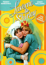 Laverne & Shirley: The Eighth and Final Season DVD, ,