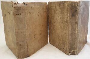 DIZIONARIO ANNIBALE ANTONINI DICTIONNAIRE ITALIEN LATIN FRANCOIS 1755 FRANCESE