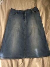 Sass & Bide Denim Knee-Length Skirts for Women