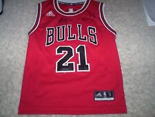 Chicago Bulls youth Small jersey  21 Jimmy Butler w  Stacy King   Tony Kukoc d3e14466c