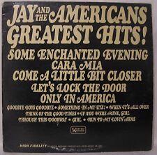 Jay And The Americans - Greatest Hits - Mono - LP
