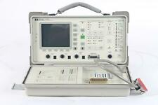 HP 37711A T1/Datacom Test Set / Test Equipment Option 001