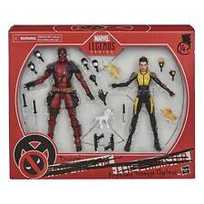 X-Men Marvel Legends Deadpool and Negasonic Teenage Warhead 2 Pack PRE-ORDER